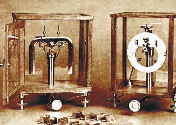 Приборы конструкции Менделеева