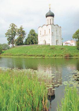 Церковь Покрова-на-Нерли