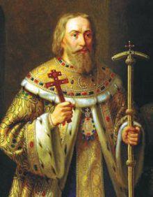 Портрет патриарха Филарета