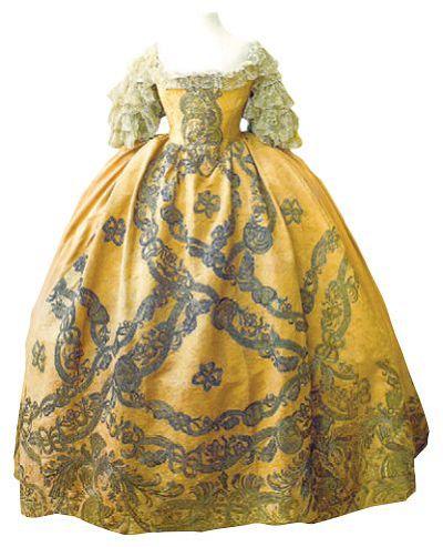 Платье Елизаветы