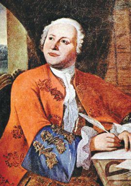 М. Ломоносов