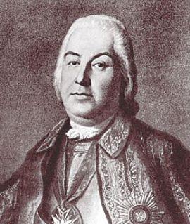 Петр Семенович Салтыков