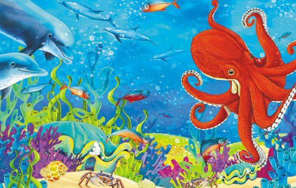 Жизнь на дне океана