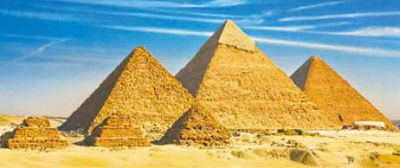 Пирамиды Хеопса, Хефрена и Микерина