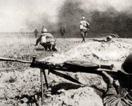 Первые бои войны. Июнь 1941 г