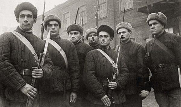 Москвичи-ополченцы