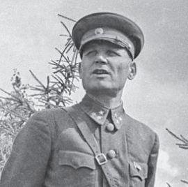 Генерал-полковник Конев. 1942 г.