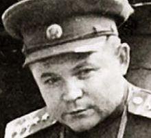 Генерал армии Ватутин