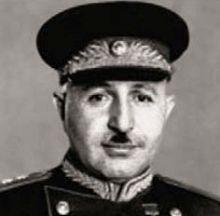 Генерал армии Баграмян