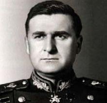 Маршал Соколовский. 1946 г.