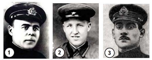 Герои Севастополя
