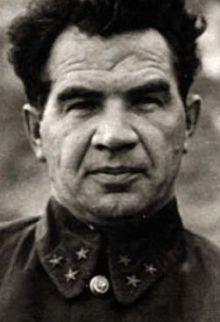Генерал-лейтенант Чуйков. 1942 г.
