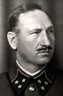 Генерал-лейтенант Ефремов