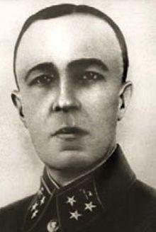 Генерал- лейтенант Карбышев. 1940 г.