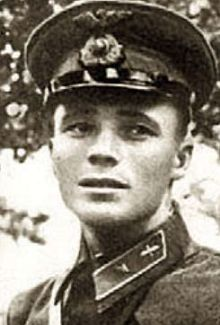 Младший лейтенант Талалихин