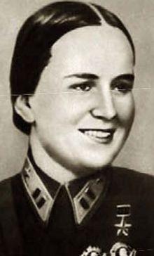 Майор Раскова