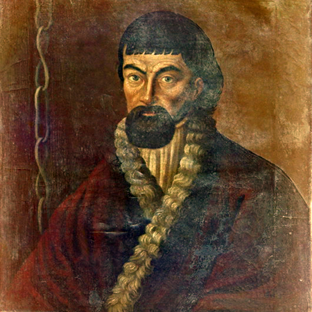 Портрет Пугачёва