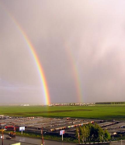Доклад природное явление радуга 4012